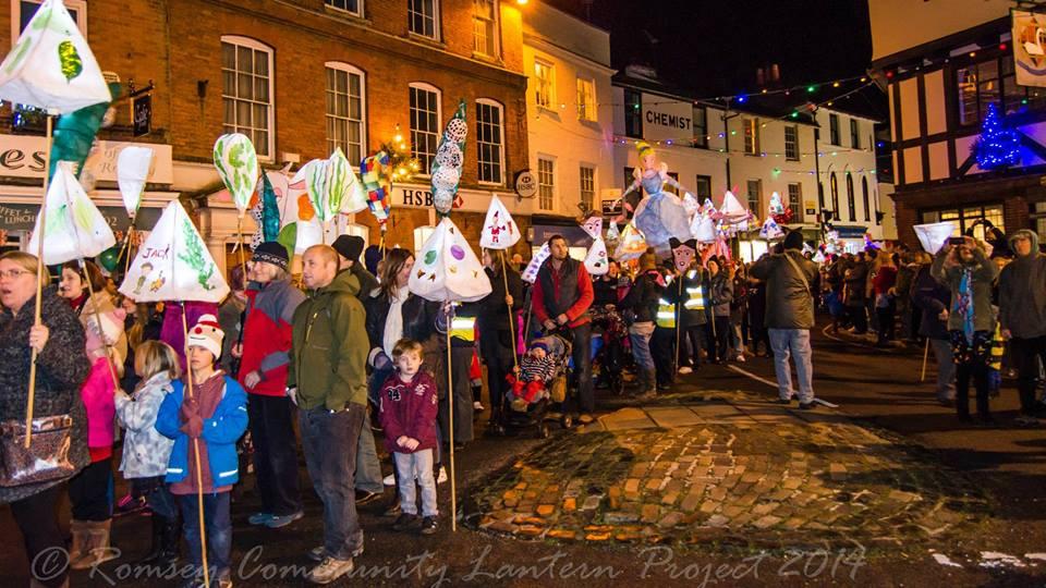 Romsey Parade